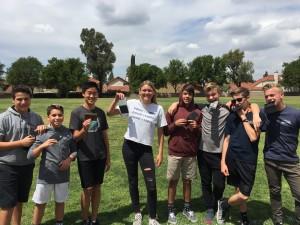 lt frisbee champs